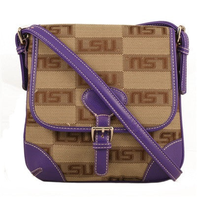 LSU Collegiate Crossbody