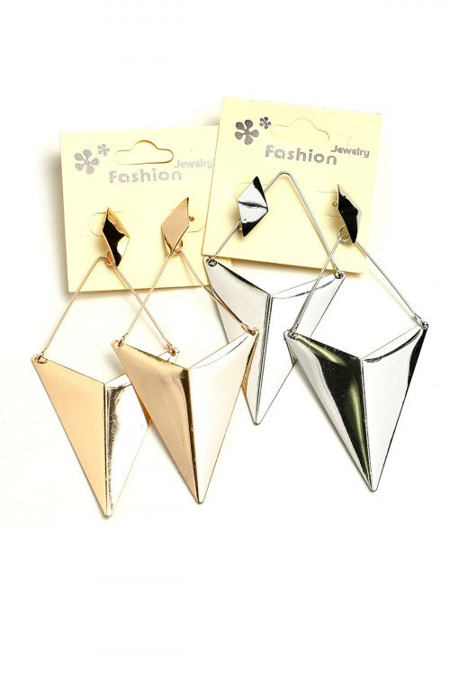 Arrow Shape Earrings