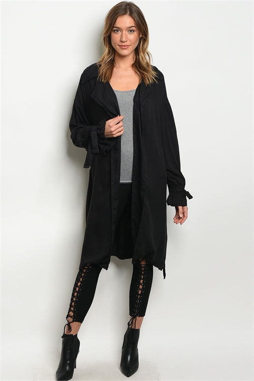 Aubrey Long Cardigan