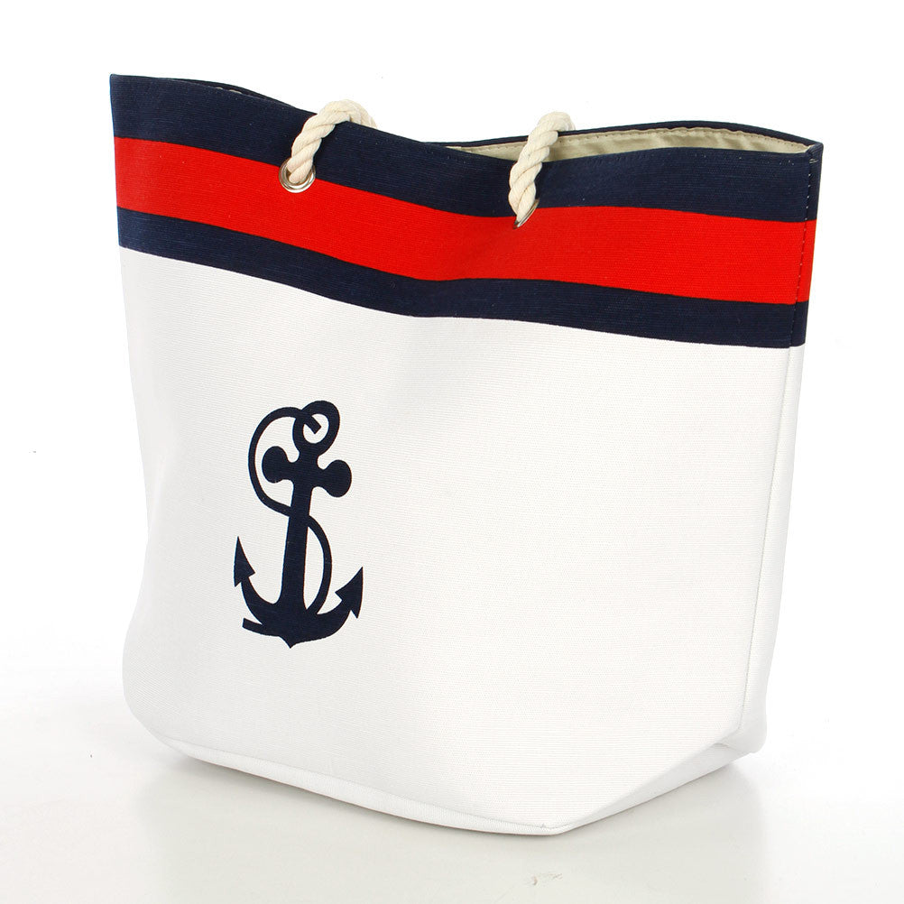 Oversized Anchor Beach Bag