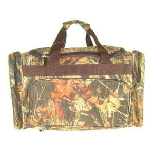 Camo Travel Duffle