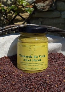 Moutarde du Vexin Ail Persil