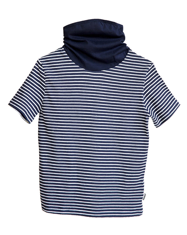 Boys Mask Shirt Sailor