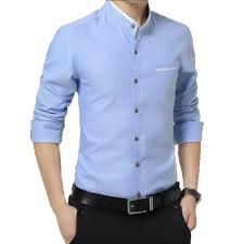 Formal shirt For Men Navy Blue