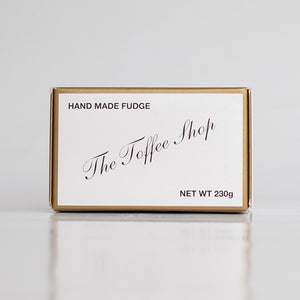 The Toffee Shop Butter Fudge (250g) - Guzzl