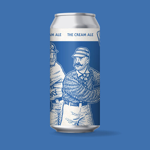 Anspach & Hobday Cream Ale: 440ml can - Guzzl