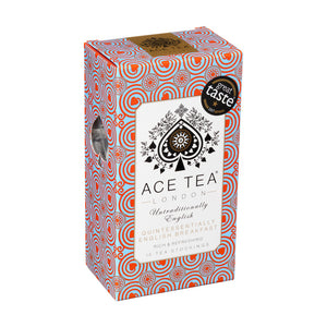 Ace Tea of London: English Breakfast Tea - Guzzl