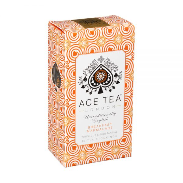 Ace Tea of London: Breakfast Marmalade Tea - Guzzl