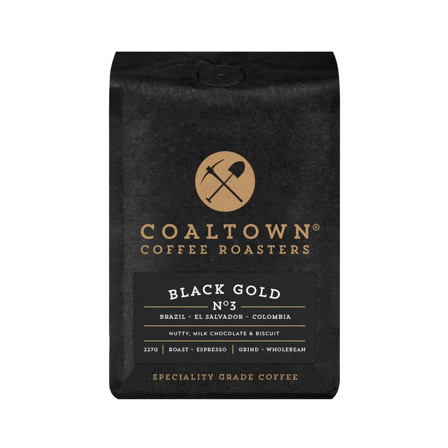 Coaltown Coffee No 3 Blend: 227g bag - Guzzl