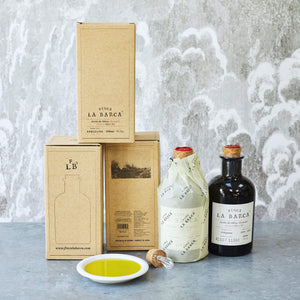 Finca La Barca Smoked Olive Oil (500ml) - Guzzl