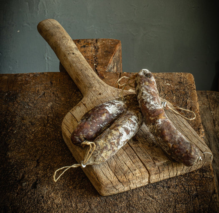 Crown and Queue Lincoln Imp salami (85g) - Guzzl