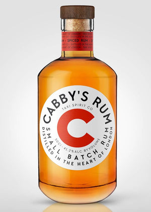 Cabby's Spiced Rum: 70cl bottle - Guzzl