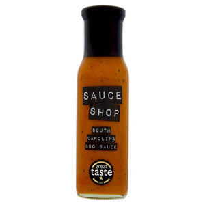 Sauce Shop South Carolina BBQ Sauce: 255g bottle - Guzzl