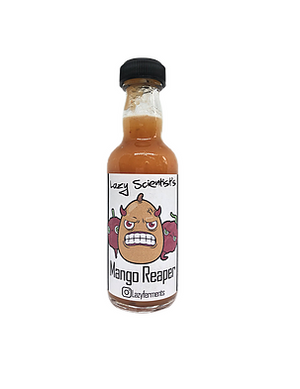 Lazy Scientist Mango Reaper Chilli Sauce - Guzzl