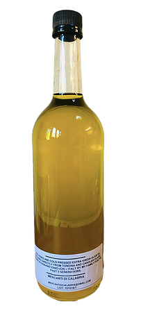 Mercanti di Calabria Extra Virgin Cold Pressed Olive Oil (750ml) - Guzzl