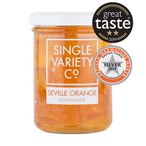 Single Variety Seville Orange Marmalade: 220g jar. - Guzzl
