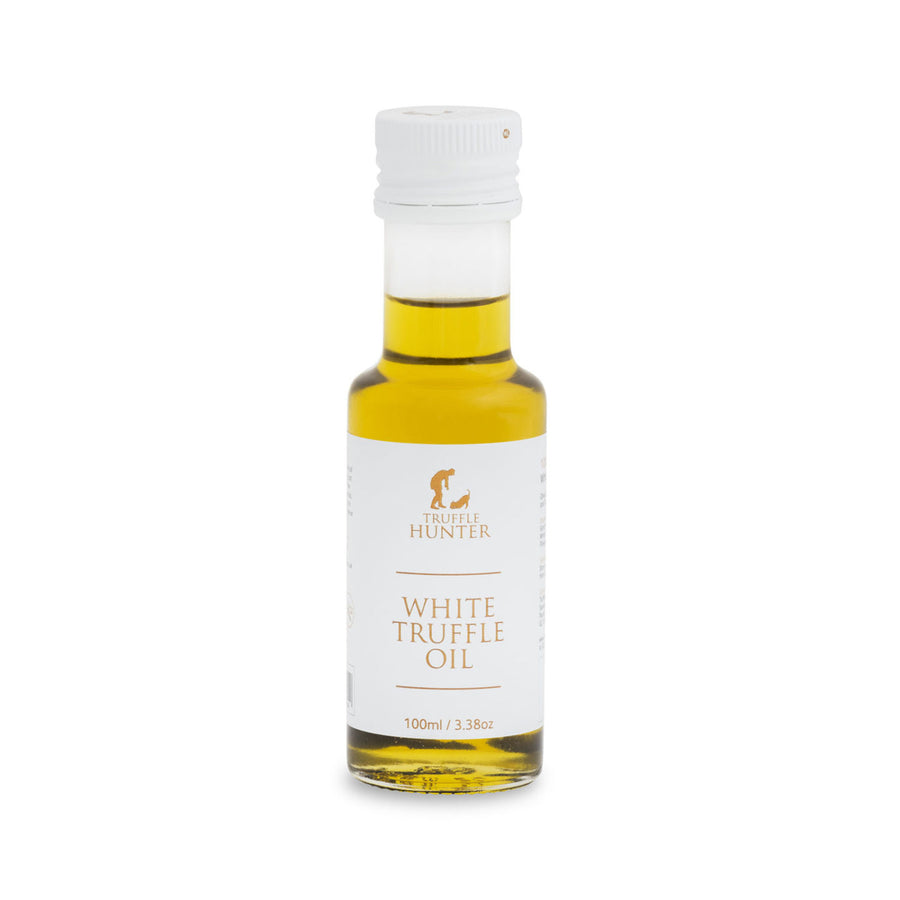 Truffle Hunter White Truffle Oil (100ml) - Guzzl