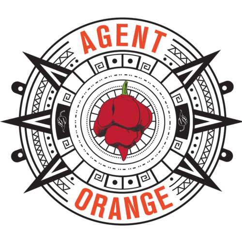 Sacred Chilli Agent Orange (150ml bottle) - Guzzl
