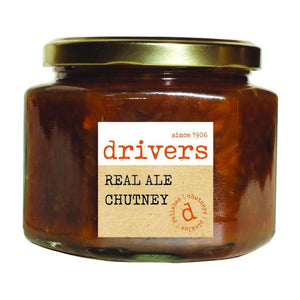 Drivers Real Ale Chutney (350g) - Guzzl