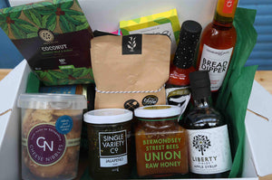 Guzzl Food & Drink Selection Hamper - Guzzl
