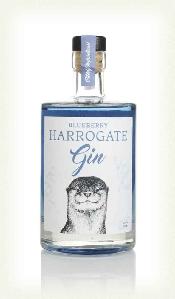 Harrogate Blueberry Gin: 50cl bottle - Guzzl