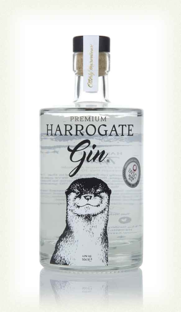 Harrogate Premium Gin: 50cl bottle - Guzzl