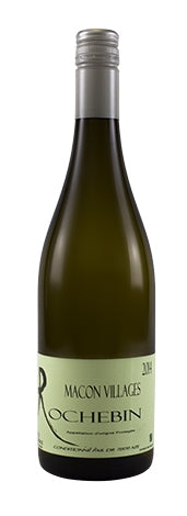 Macon Blanc Villages Domaine de Rochebin 2018 - Guzzl