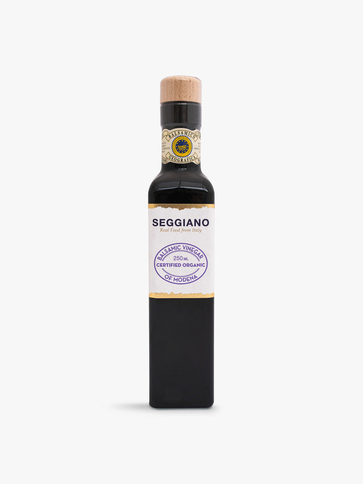Seggiano organic matured balsamic vinegar of modena - Guzzl