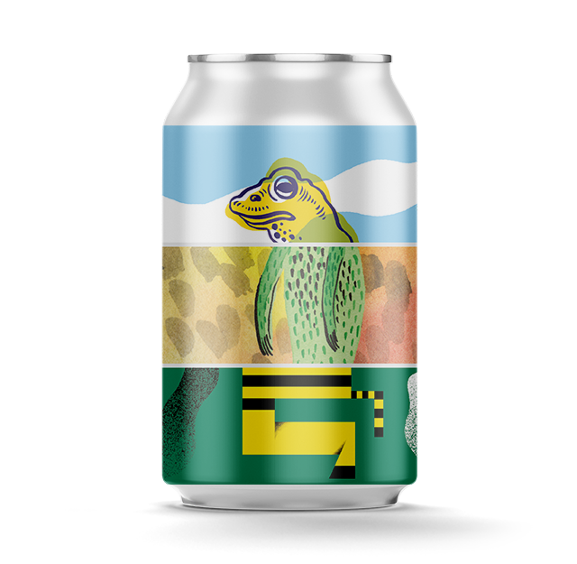 Canopy Sunray pale Ale - 330ml can - Guzzl