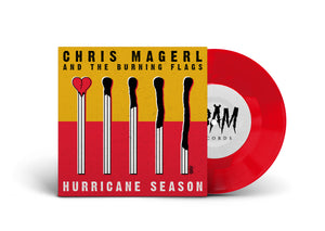 "CHRIS MAGERL / HURRICANE SEASON (7"")"