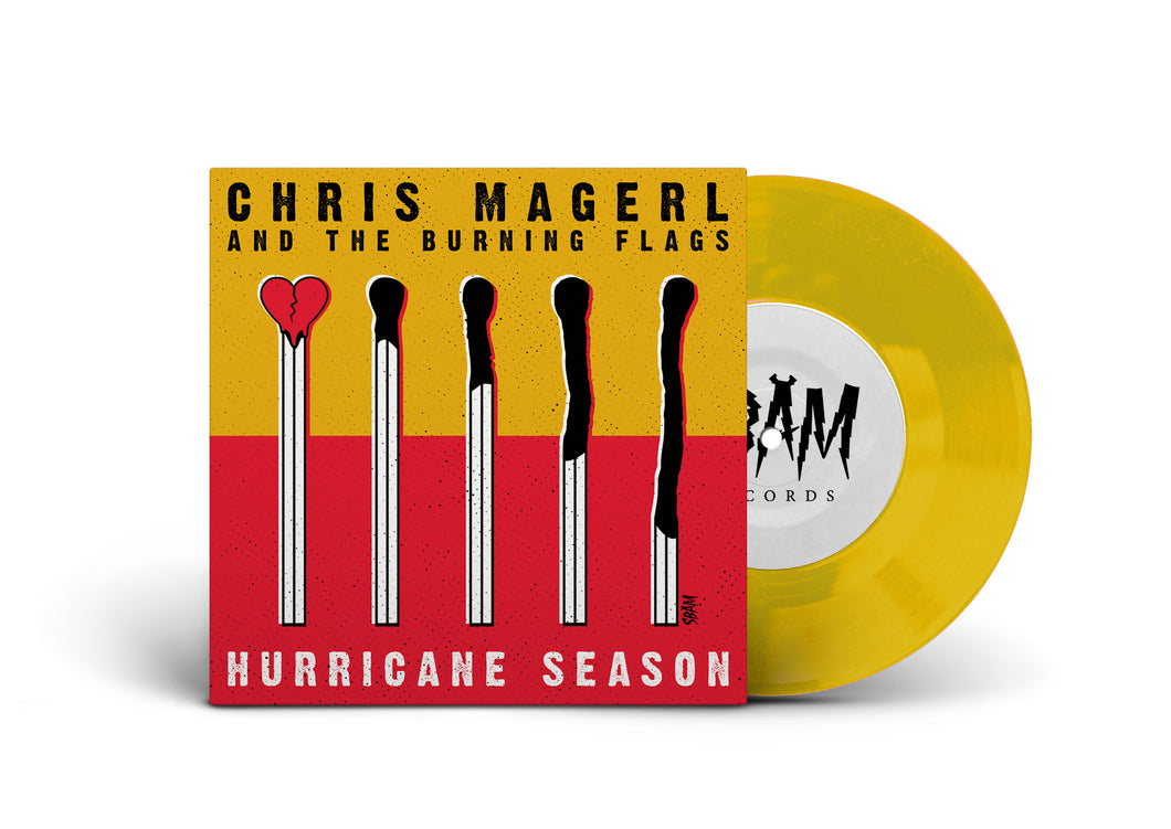 CHRIS MAGERL / HURRICANE SEASON (7