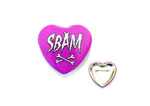 SBÄM Heart Button