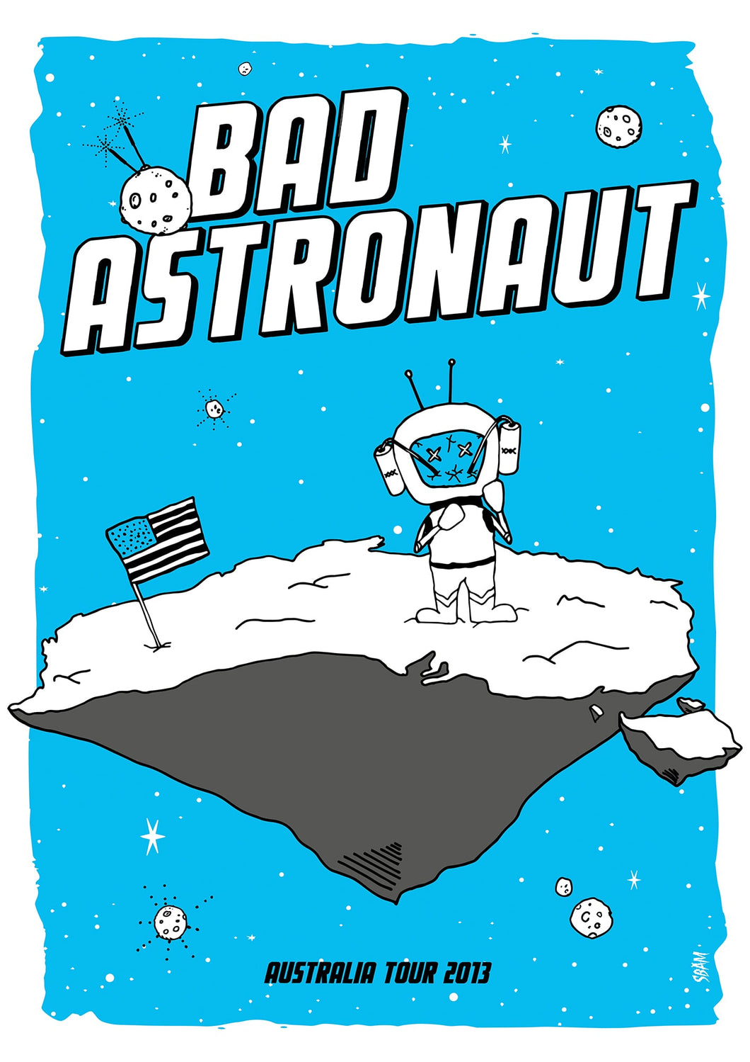 BAD ASTRONAUT