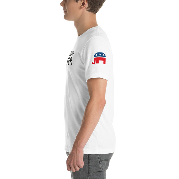 I AM A PROUD VOTER (Republican) T-Shirt