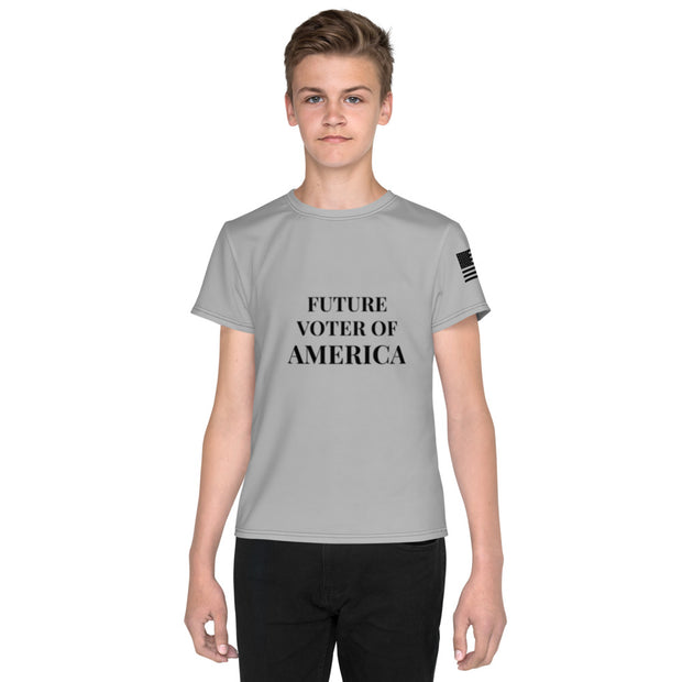 Future Voter of America Youth T-Shirt
