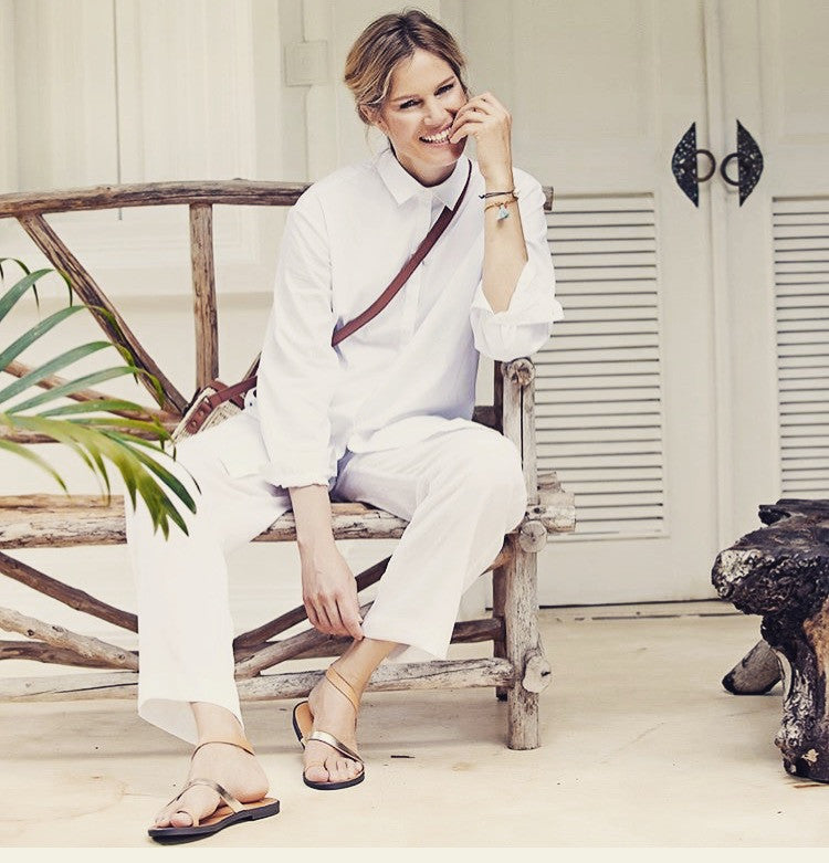 Yoko sandals featured in Libelle
