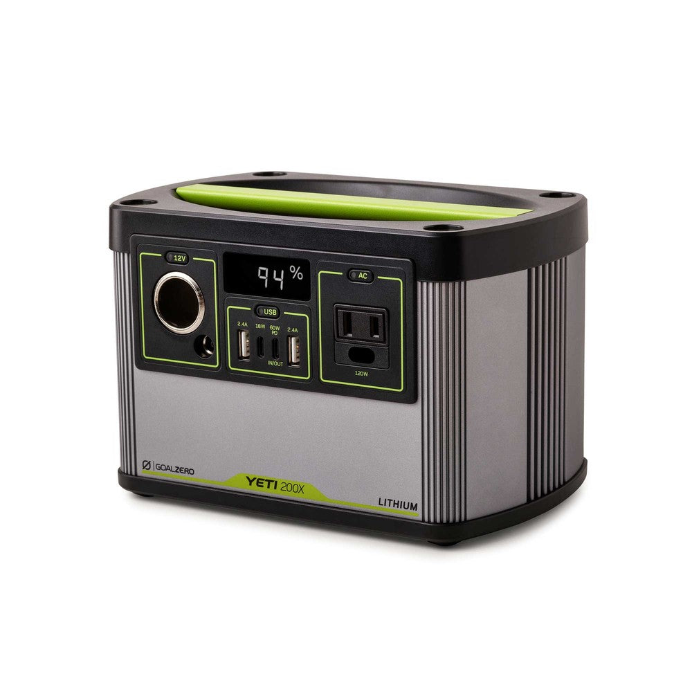 YETI 200X PORTABLE POWER STATION