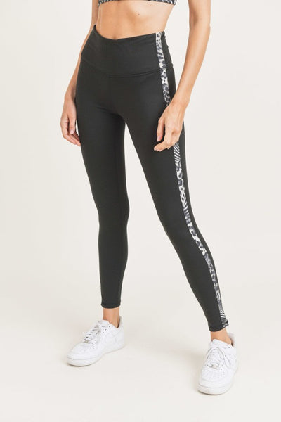 Mono B Safari Leggings