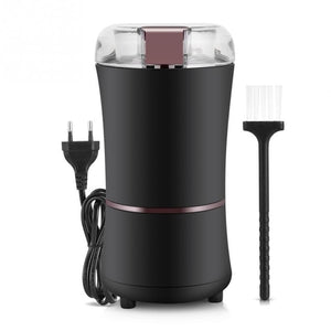 Open image in slideshow, 400W Electric Coffee Grinder Mini Kitchen Salt - Cream and Sugar Coffee House & Brewing Co.
