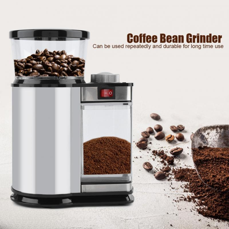 Electric Coffee Grinder Mill Herbs Nuts Salt - Cream and Sugar Coffee House & Brewing Co.