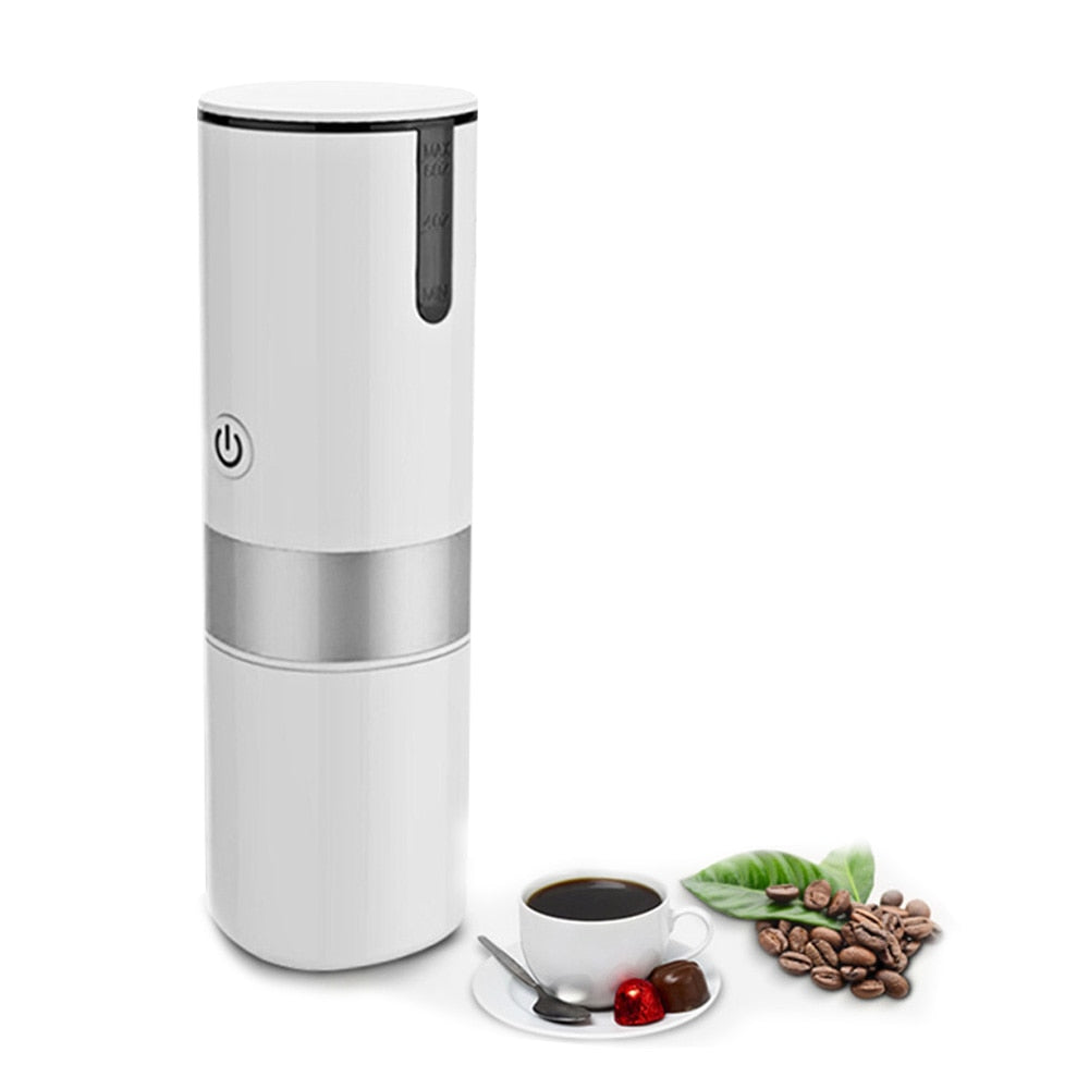 Portable Coffee Maker Machine Travel Coffee Maker - Cream and Sugar Coffee House & Brewing Co.