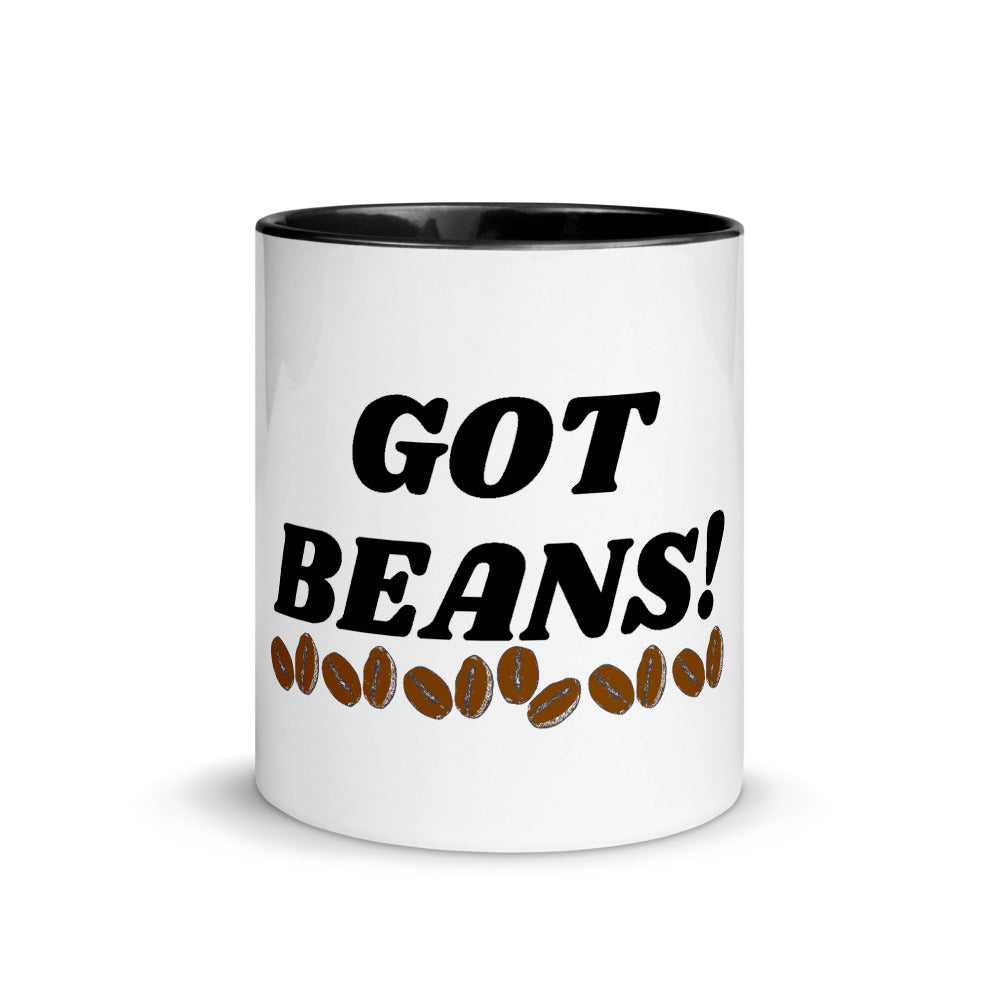 Got Beans! (Mug with Color Inside)