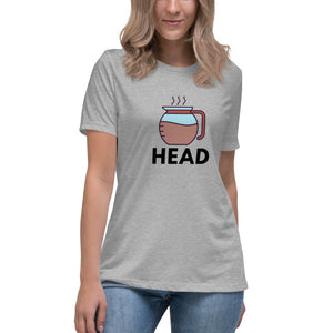 Open image in slideshow, Pot Head (Women's Relaxed T-Shirt)