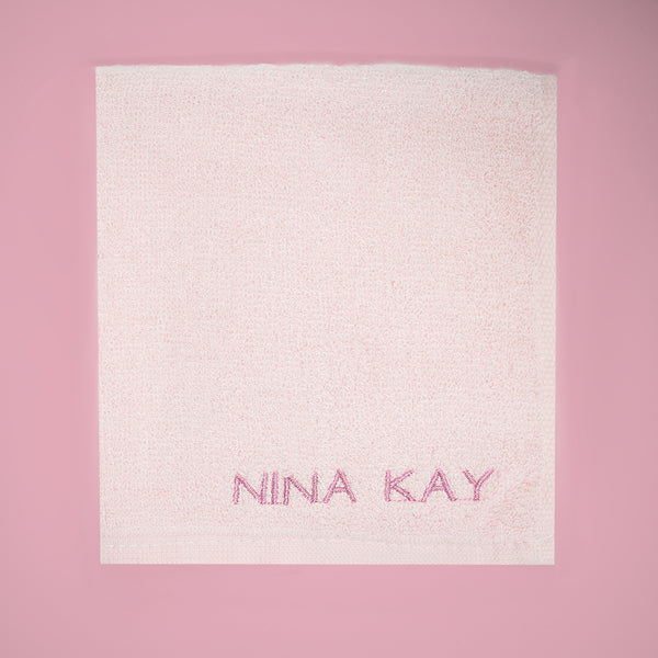 Nina Kay™ Soft Bamboo Face Towel