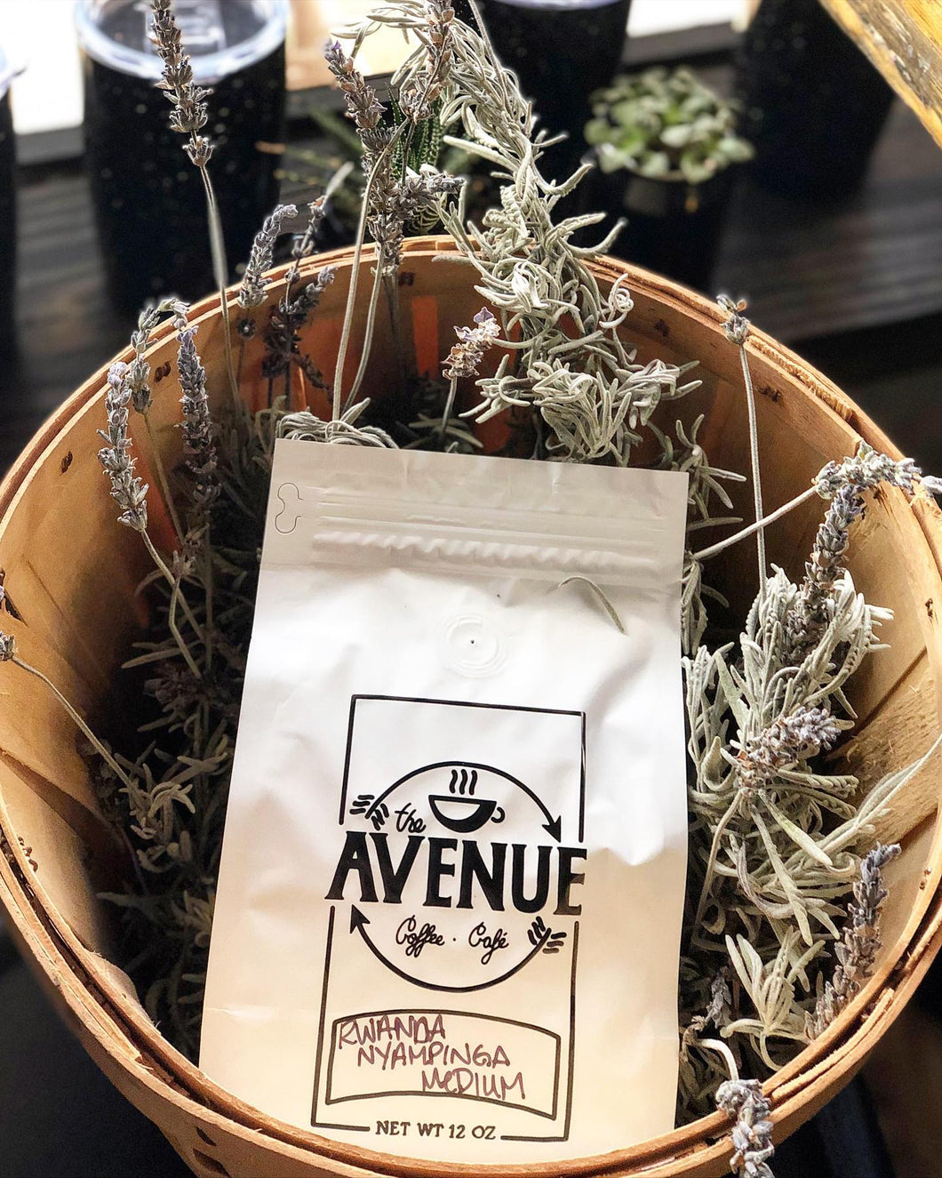 Avenue Rwanda Nyampinga Medium Roast 12oz Bag