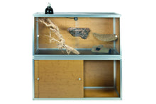 Load image into Gallery viewer, Cabinet Stand for 4'x2' Zen Habitats Base Enclosures - Zen Habitats Canada