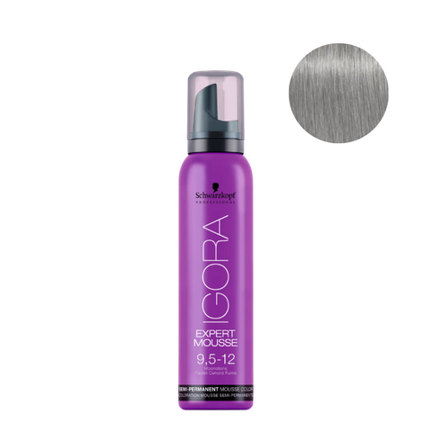 Igora Expert Mousse 100ml - 9,5-12 Moonstone