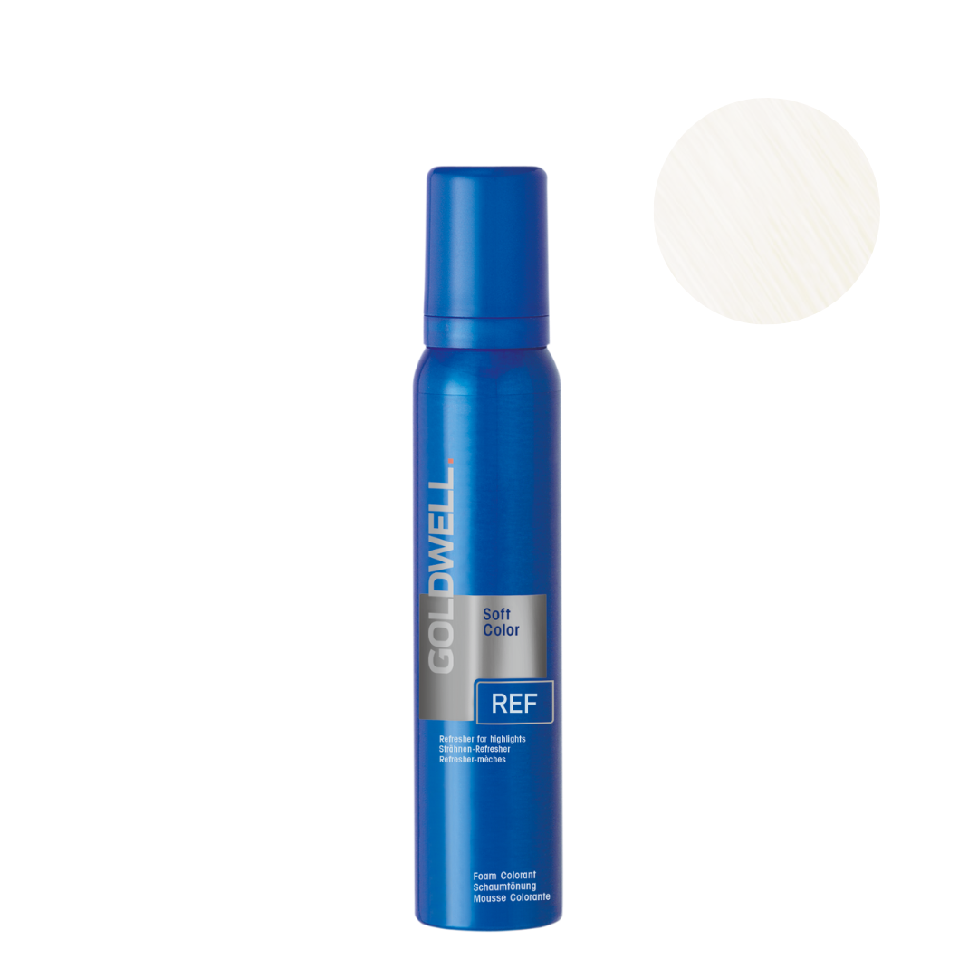 Goldwell Colorance Soft Color Foam 120g - REF Refresher