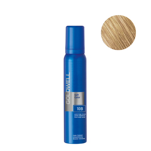 Goldwell Colorance Soft Color Foam 120g - 10B Beige Blonde