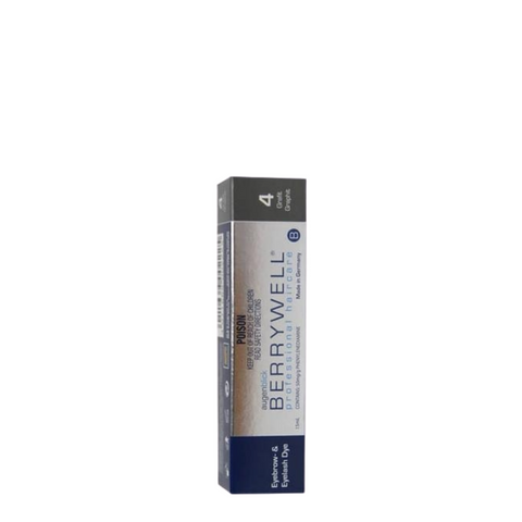 Berrywell Eyelash Tint 15ml - Graphite 4